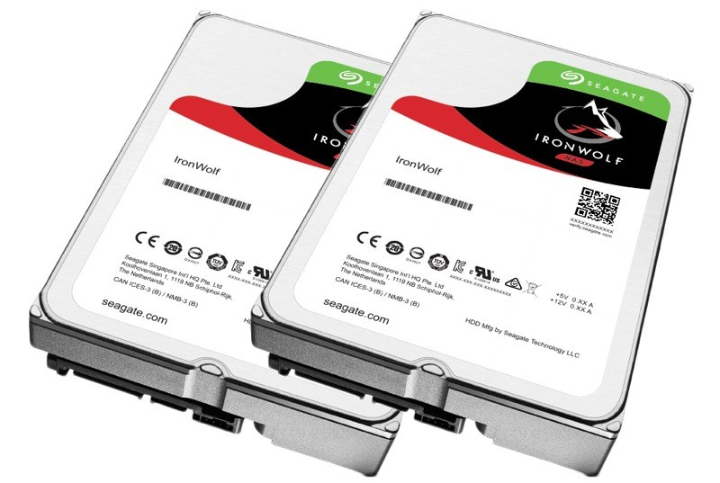 HDD Seagate Ironwolf 3.5