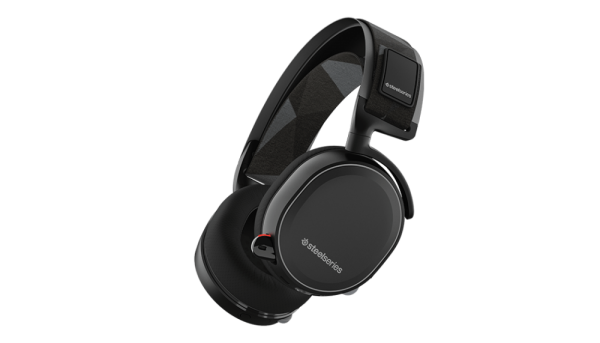 Tai nghe Steelseries Arctis 7 Black 7.1 DTS:Headphone:X WIRELESS (61463)