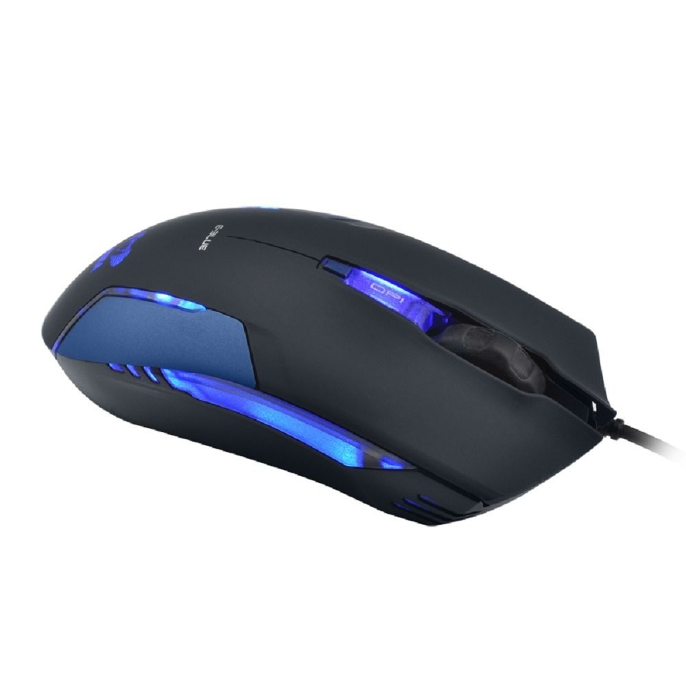 Chuột Mouse Game Eblue EMS 151BL optical USB