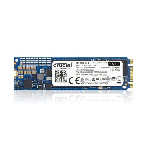 SSD Crucial MX300 1050GB- CT1050MX300SSD4